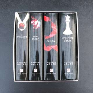 TWILIGHT SAGA Box Set - First Edition