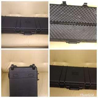 CLASSIC ARMY42吋 可拖可拉硬殼槍箱CA-GUNBOX - …