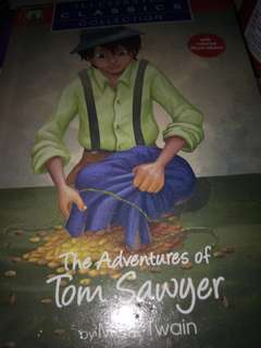 2 Novel book for the price of 1 Tom Sawyer and Killer Species