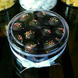 Kue Kering Cookies Coklat Lebaran Idul Fitri Enak Murah Bandung