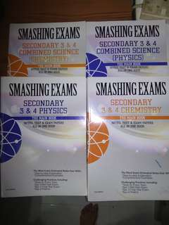 Smashing exam guide book each