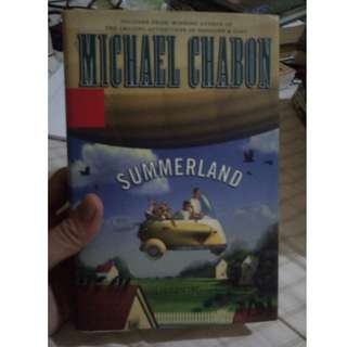 Summerland by Michael Chabon (HB)