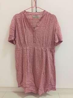 Sole Mio Pink Dress