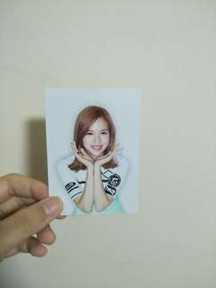 [wts] twice page two mina flower pc