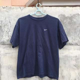 Nike dark blue tee