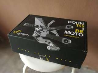 Lightech Footrest Yamaha R25