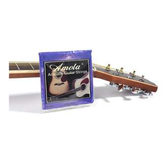 Amola Pure copper Acoustic Guitar Strings A100 012-53