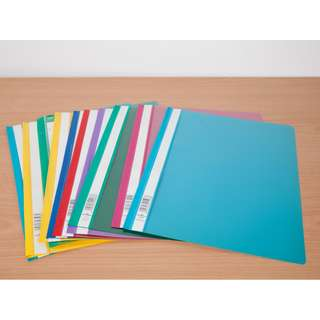 Plastic Folders Different Sizes