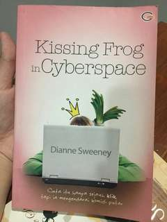 "Novel ""Kissing Frog In CyberSpace"""