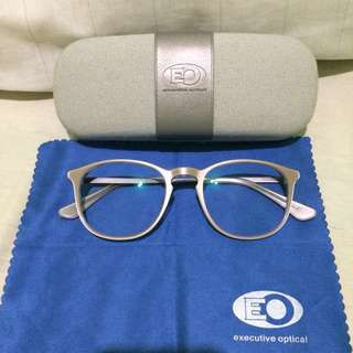 FREE SHIPPING EO Executive Optical Newbury Eyeglass
