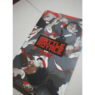 Battle Royale in English GOOD CONDITION