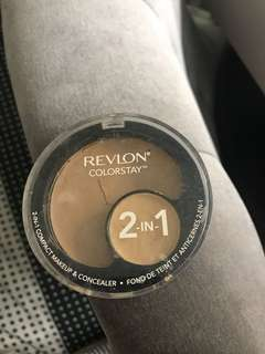 Revlon foundation and concealer - Shade: 310 Warm Golden