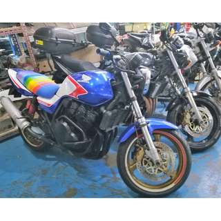 CBR400 for Rent