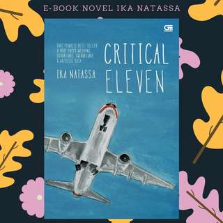 E-BOOK PDF NOVEL CRITICAL ELEVEN