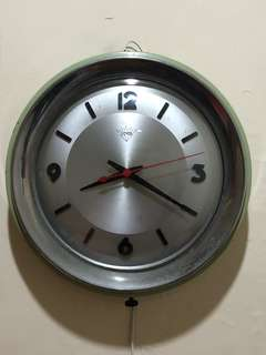 Antique Diamond Wall Clock