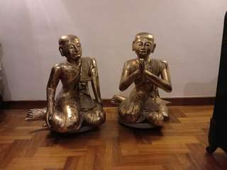 Pair Buddha boys
