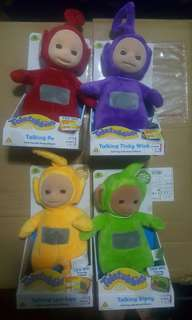 Teletubbies Doll Soft Toy Plush