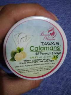 Tawas Calamansi Cream with aloe vera