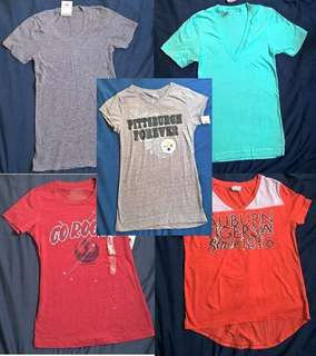 Assorted Tops for Teens