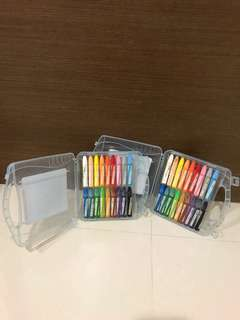2for$5-BN Titi Oil-Pastel Crayons (18pcs)