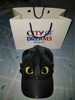 """Dreamplay cap """"toothless"""""""