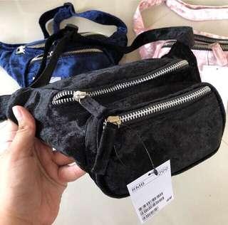HnM Belt Bag black