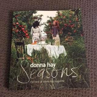 Donna Hay Seasons cookbook