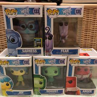 [Brand New] Funko pop - inside out