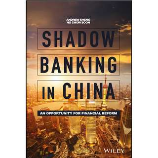 Shadow banking in China an opportunity for financial reform
