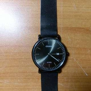 力抗錶 日本機芯 藍寶石鏡面 簡約時尚 急售 可刀