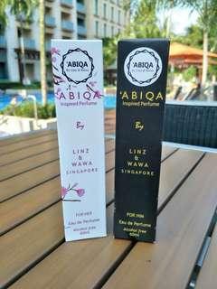 'Abiqa Inspire Perfume 60ml