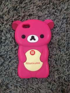 Rilakkuma Iphone 5/5s/5c/SE Case