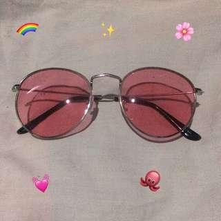 sunglesses pink
