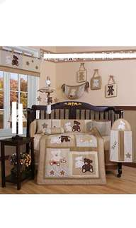 Genny crib bedding sets