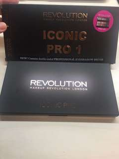 Makeup Revolution Iconic Pro Eyeshadow Palette 眼影盤