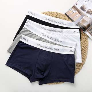 Abercrombie & Fitch Trunks - 4 Colours
