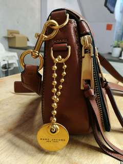 Marc Jacobs - Recruit Small Nomad Saddle Bag