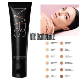 NARS Velvet matte skin tint 絲絨柔霧美肌底霜SPF30/PA+++