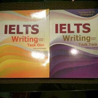 🚚 雅思IELTS Writing task one & task two