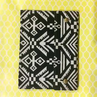 TYPO Tribal Aztec Lined Notebook