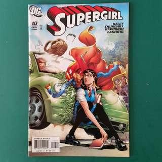 Supergirl No.10 comic