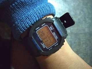 Jam tangan Q&Q free ongkir