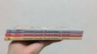 Kumpulan Cerita Terbaik Miiko - volume 1-3