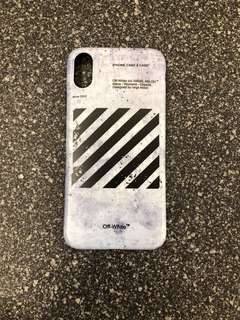 IPhone X Off White Case