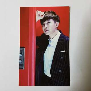 *LIMITED EDITION* 1ST PRESS JHOPE PHOTOCARD