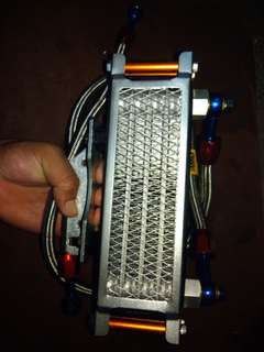 Honda BeAT/Scoopy dk Oil Cooler