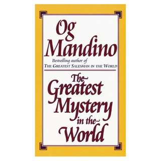 Greatest Mystery in the World Kindle Edition by Og Mandino  (Author)