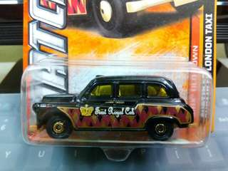 2012 Matchbox Austin FX London Taxi