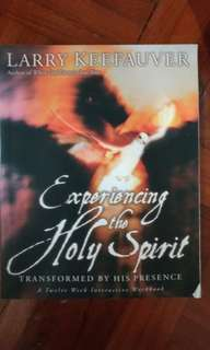 Experience the holy spirit by Larry Keefauver