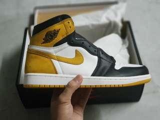 Nike Air Jordan 1 Ochre